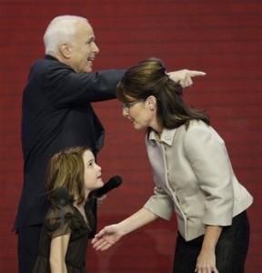 John McCain and his large black penis